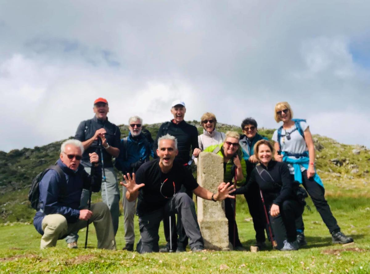 french group walking tours, pyrenees